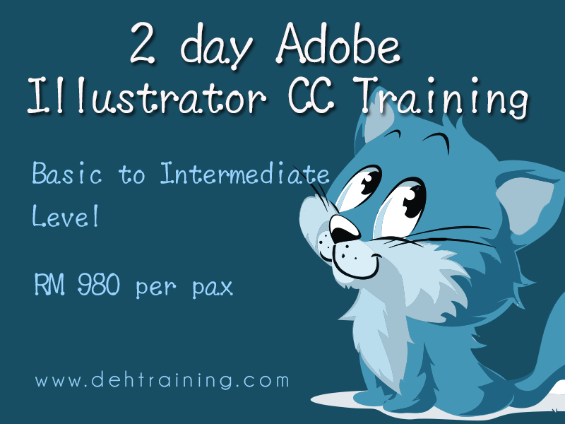 Adobe Illustrator Training Course Double Effect Training House Malaysia