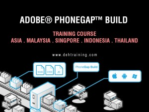 Adobe PhoneGap Build Training Course Malaysia