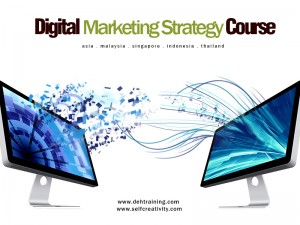 Digital Marketing Strategy Course Malaysia Singapore Indonesia Thailand