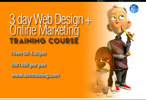 web design training malaysia double effect training house