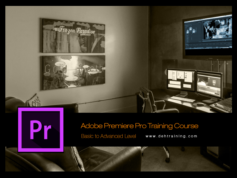 Adobe Premiere Pro Training Course Malaysia Double Effect House