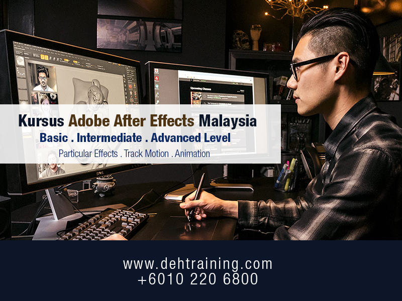 kursus adobe after effects malaysia