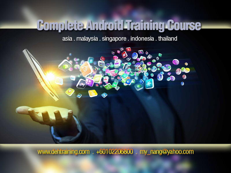Android Training Course Malaysia