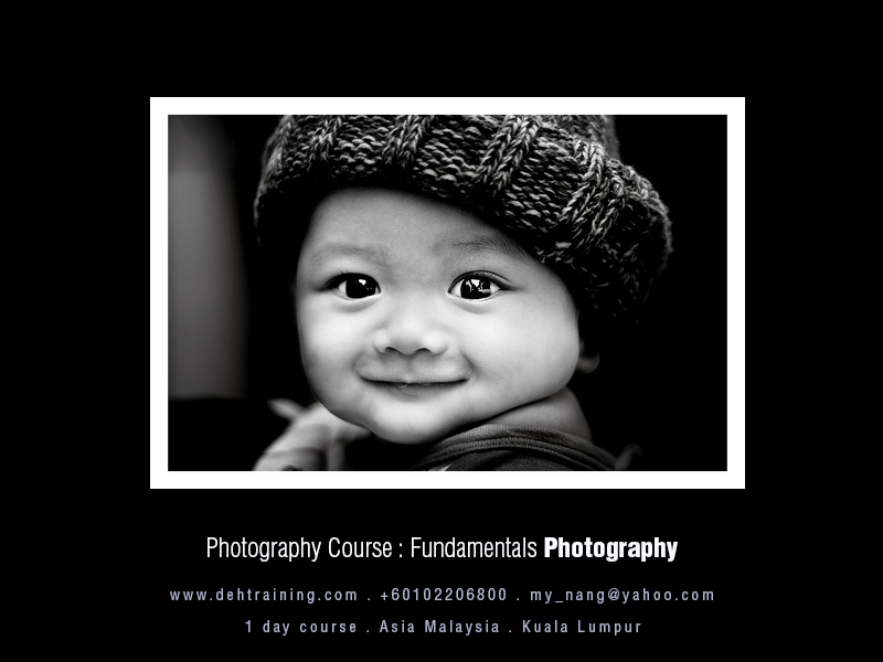 Photography Training Course Malaysia