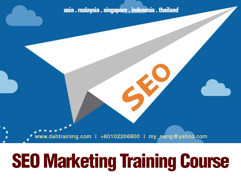 seo marketing training course malaysia
