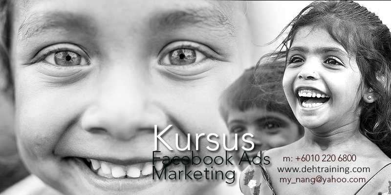 Kursus Facebook Ads Marketing