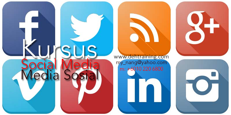 Kursus Social Media Marketing Malaysia
