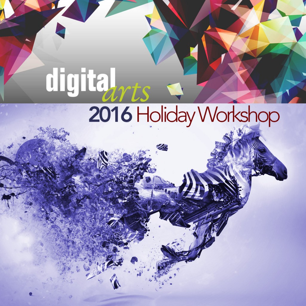 2016 Holiday Workshop - Computer Design Skill