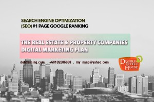 Real Estate Property Developer SEO Online Marketing Malaysia Training Course