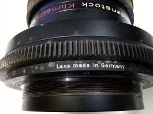 Rodenstock Klimsch Apo-Ronar SL 1:9 f=800 mm 32 inch Auction Used Lens