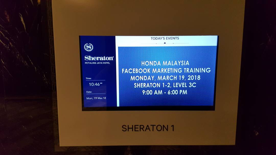 Honda Malaysia Appointed Digital Marketing Trainer for Whole Malaysia Honda Dealers