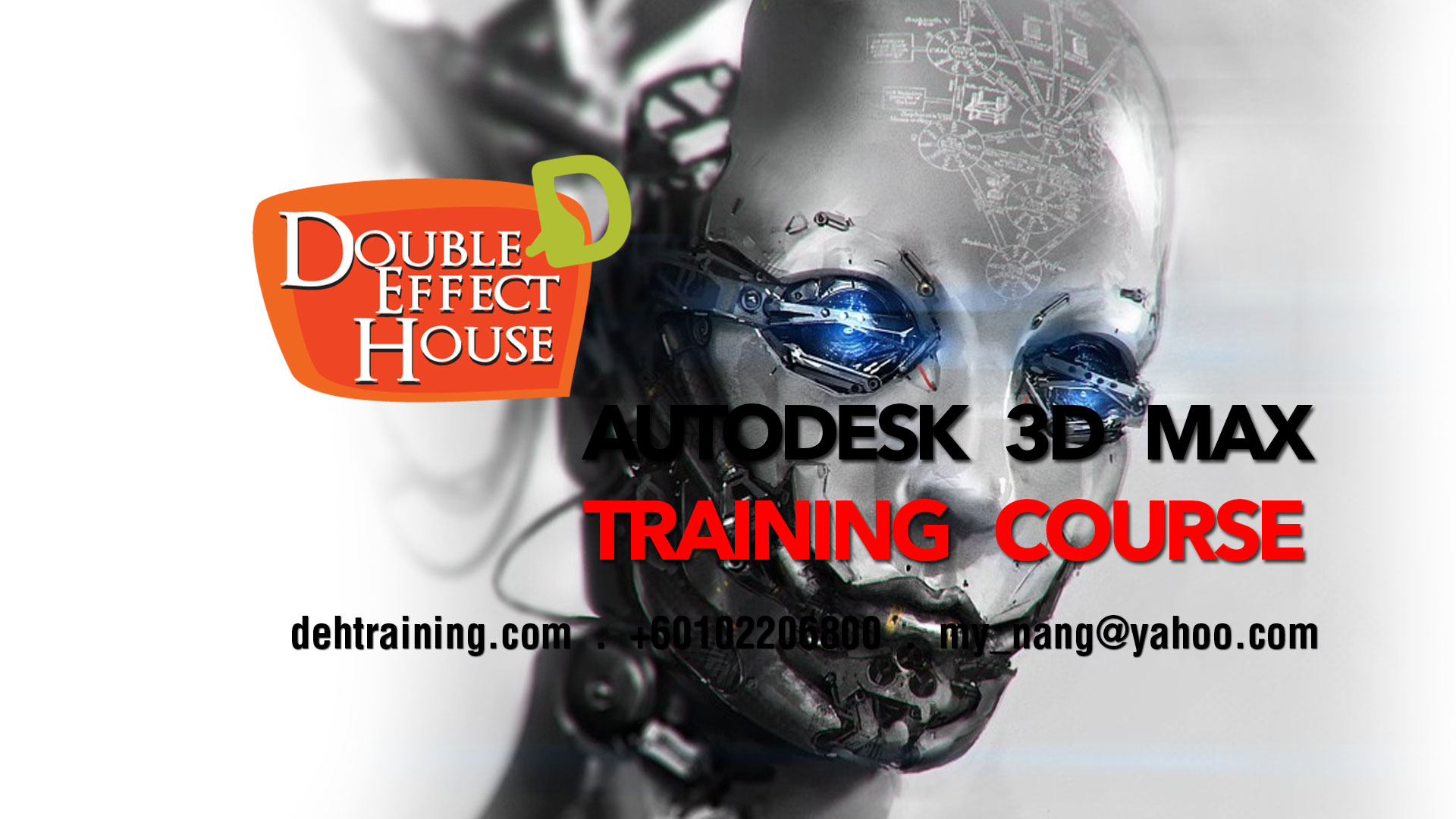 AutoDesk 3D Max Express Training Course Malaysia