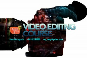 Video editing courses in Malaysia