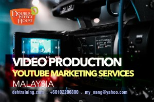 Youtube Video Production Service Malaysia