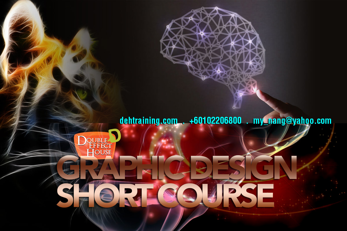 Upcoming events graphic design course malaysia graphic design web design video editing for Event planning and design courses