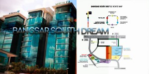 bangsar south dream office Nang Laika property agent