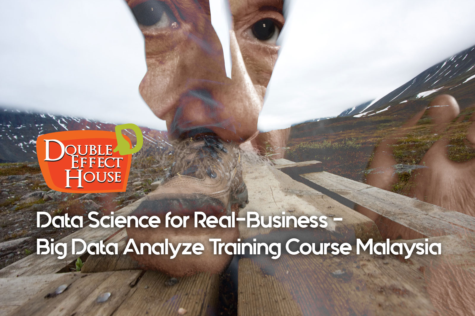 Data Science for Real-Business - Big Data Analyze Training Course Malaysia