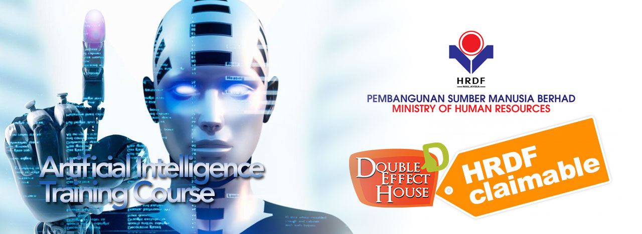 Artificial Intelligence training course HRDF malaysia