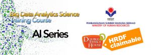 Big Data Analytics Science HRDF Claimable Course Malaysia