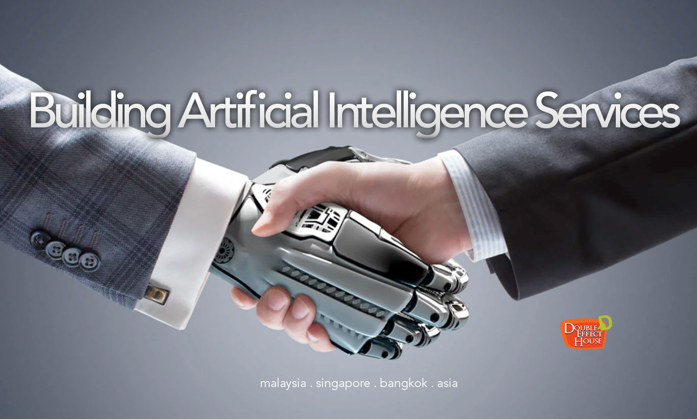 Building Artificial Intelligence Services