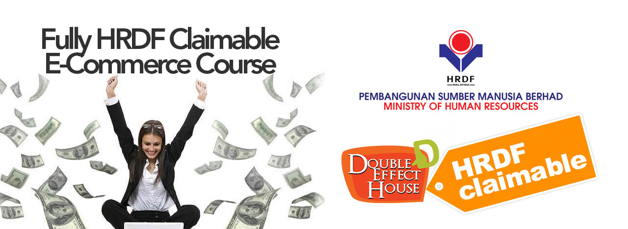 Fully HRDF Claimable ecommerce course malaysia
