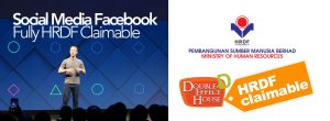 Social Media Facebook – Fully HRDF Claimable