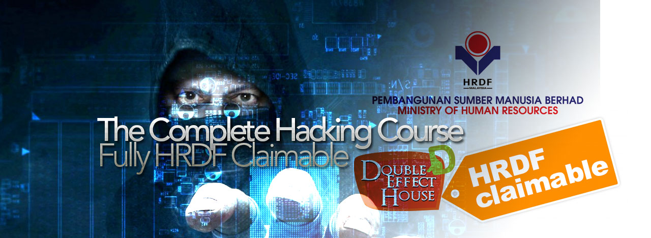 The Complete Hacking Course Fully HRDF Claimable