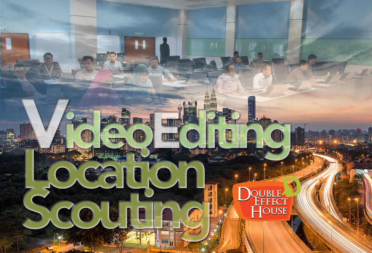 Video Editing Course Location Scouting