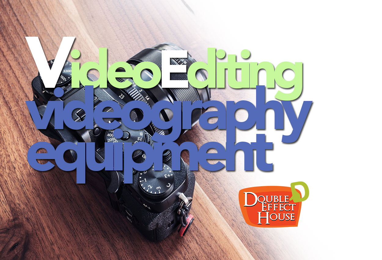 Video Editing Course videography equipment