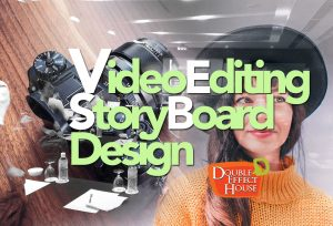 Video Editing Training Course Story Board Design