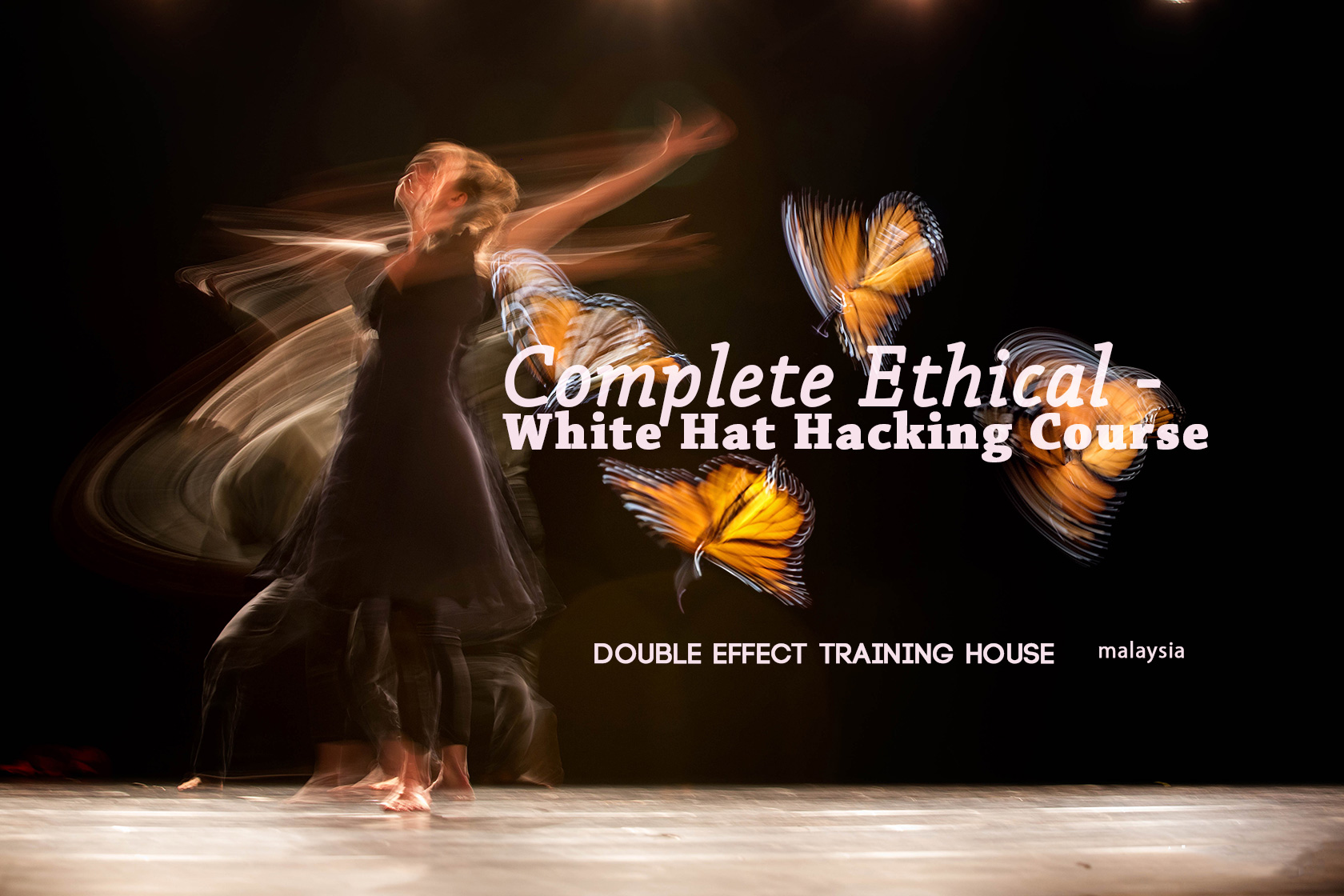 Complete Ethical – White Hat Hacking Course  2771885450f
