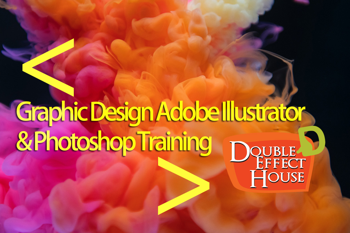 Graphic Design Adobe Illustrator Photoshop Training