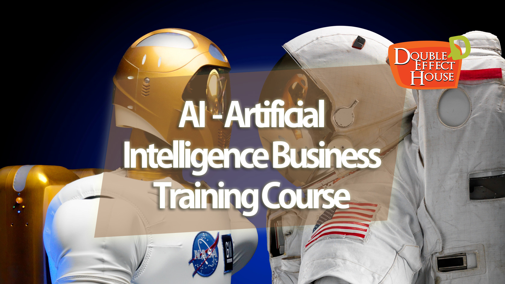 AI - Artificial Intelligence Business Training Course