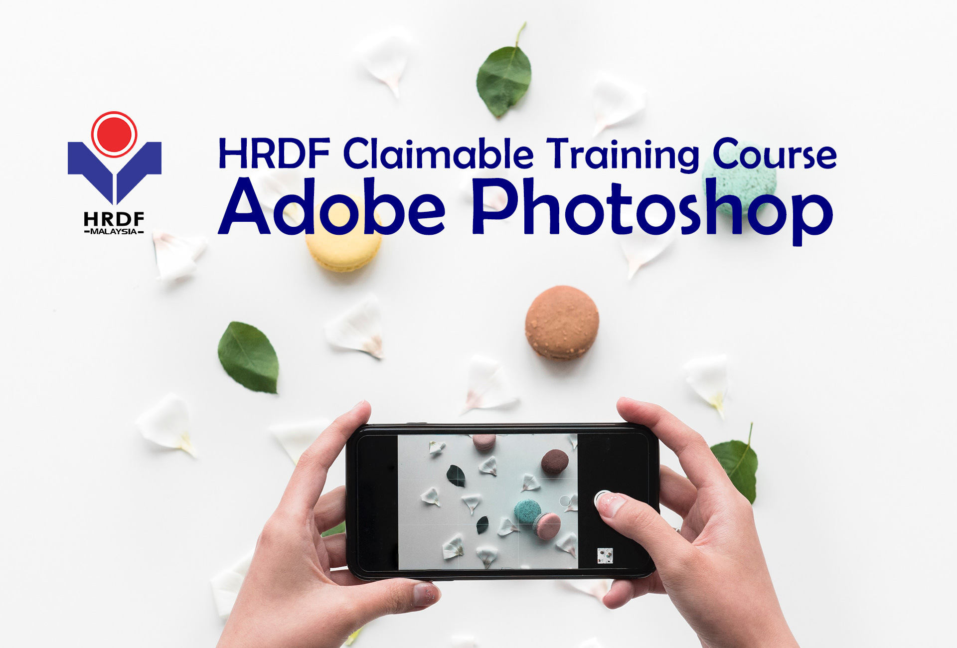 HRDF Claimable Training Course - Adobe Photoshop