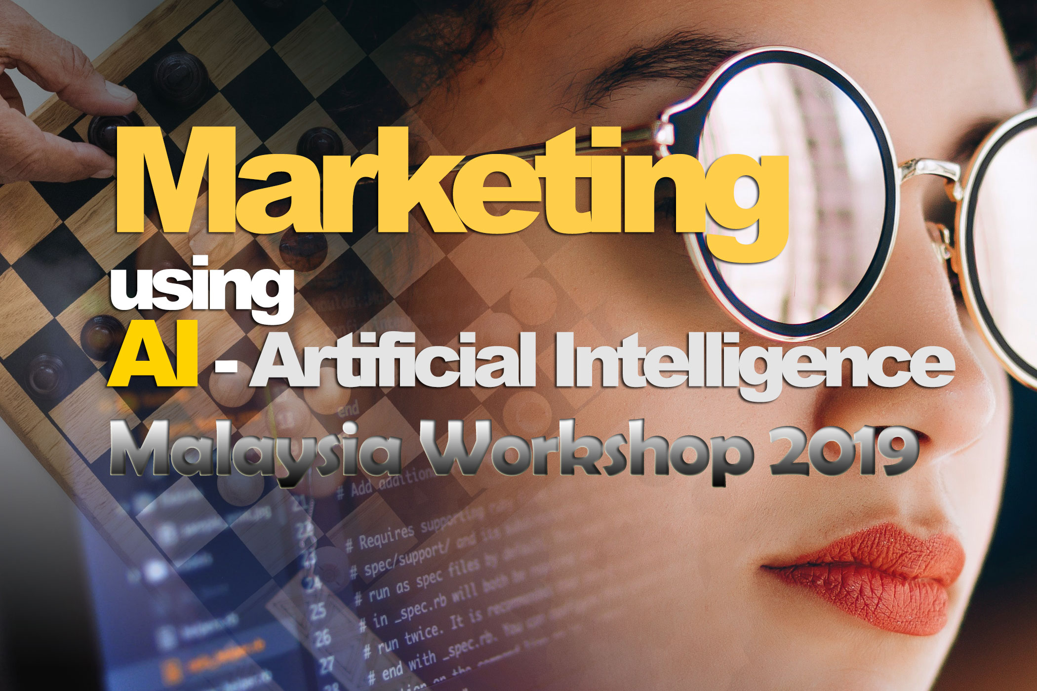 Marketing using AI - Artificial Intelligence Training Malaysia