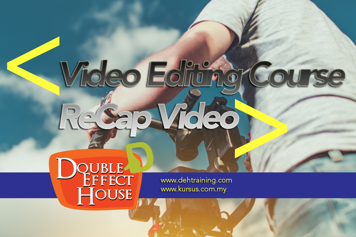 Video Editing Course ReCap Video Tutorial