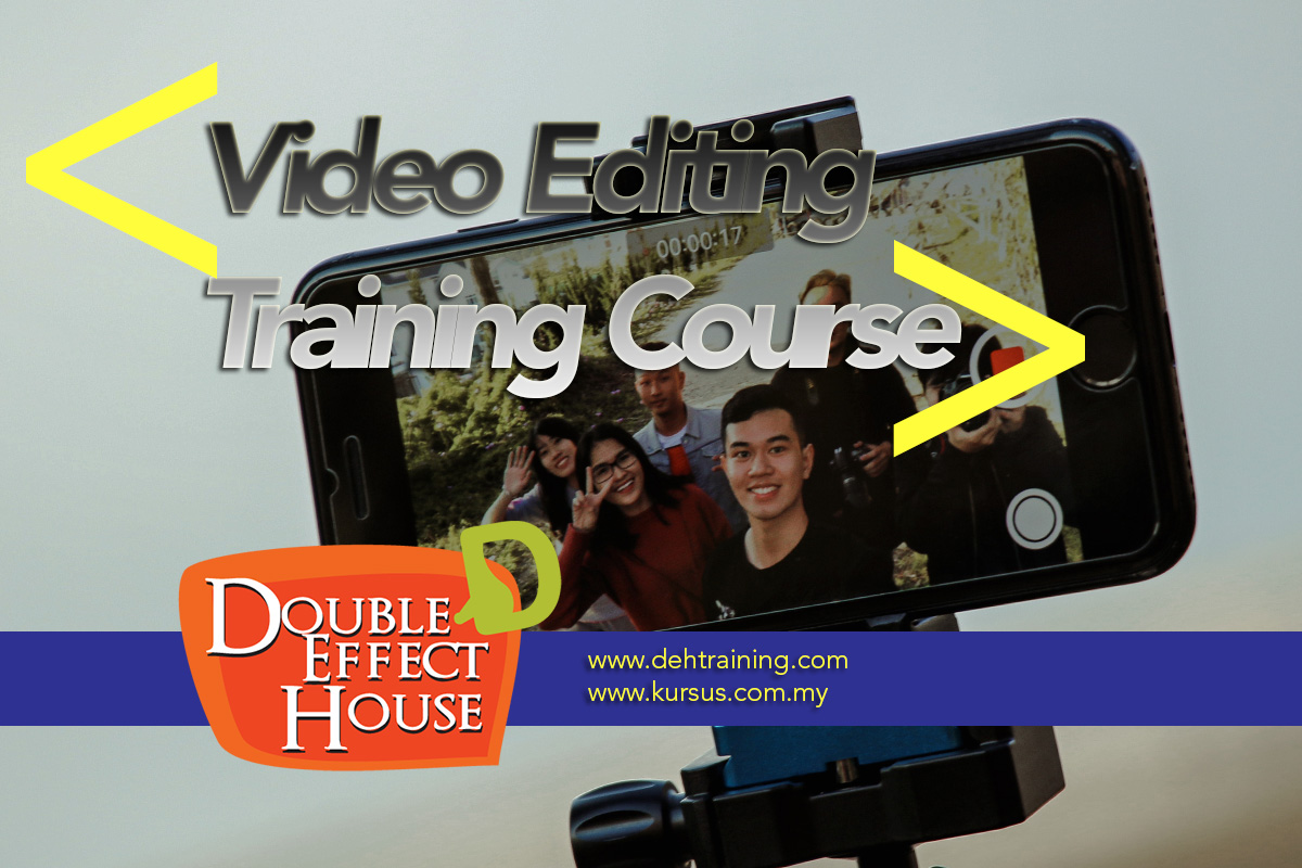 Adobe Video Editing Training Course