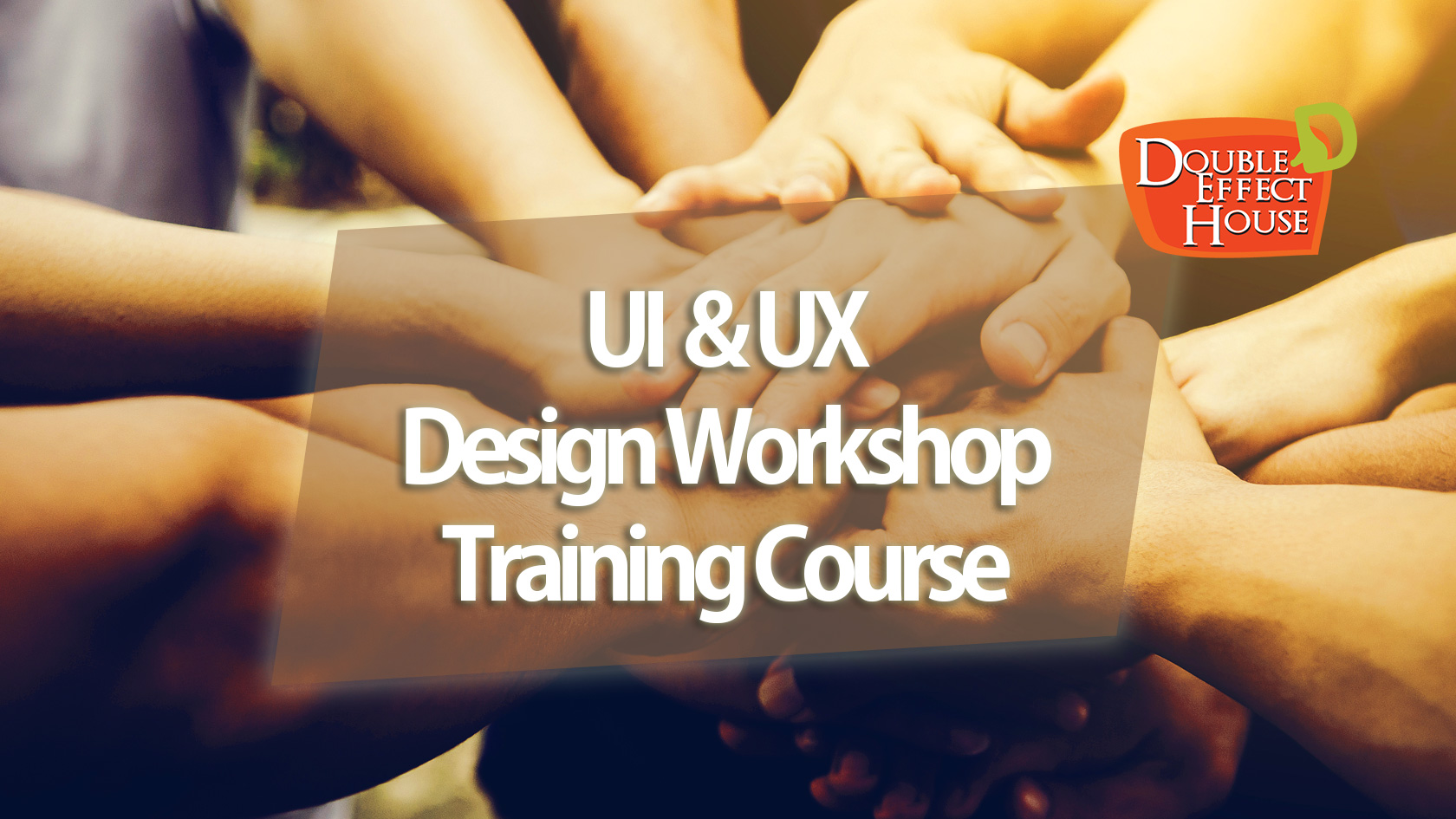 UI  & UX Design Workshop Training Course