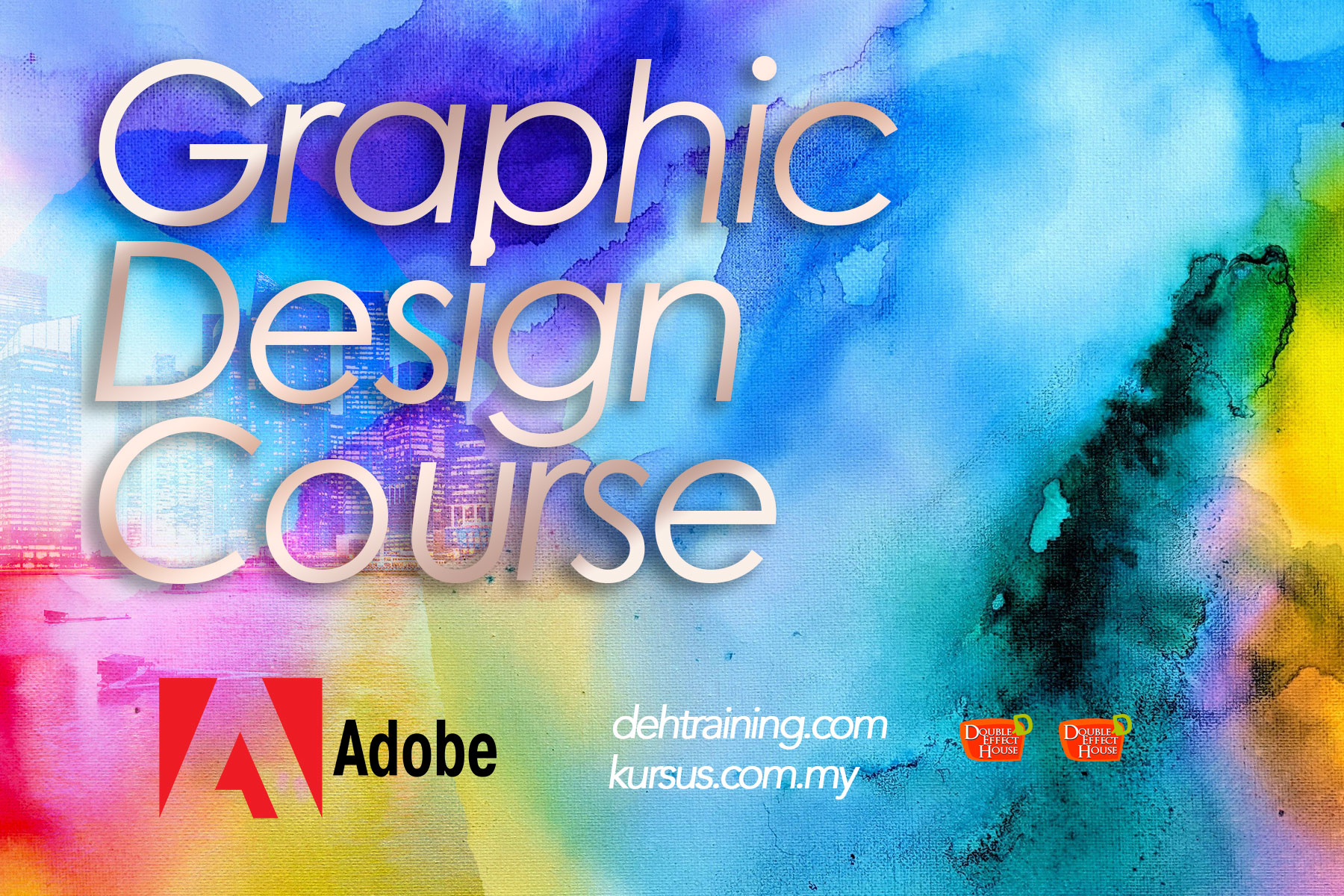 graphic design training course malaysia
