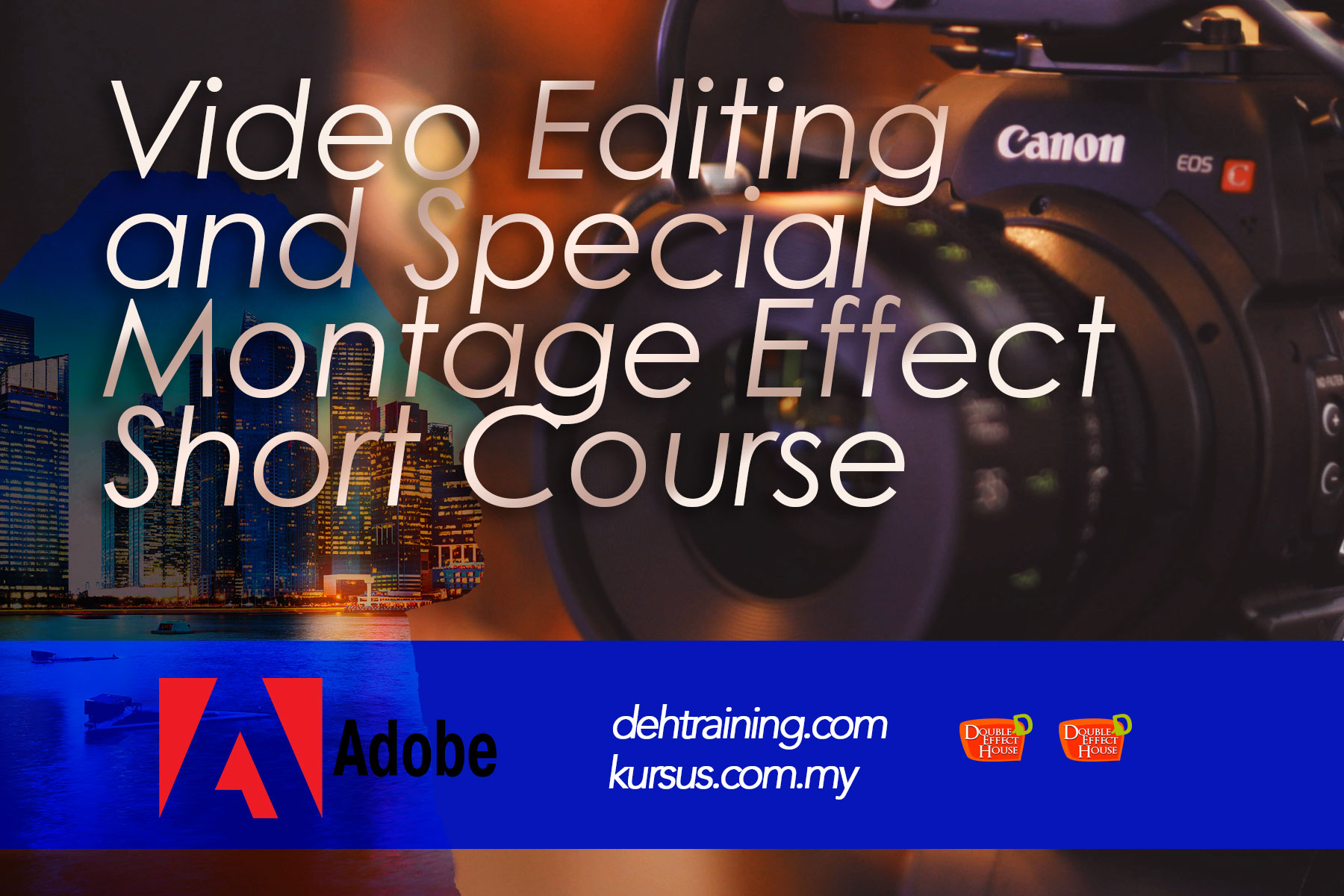 video editing training malaysia
